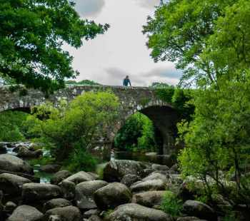 Dartmoor Dartmmet bridge Nigel
