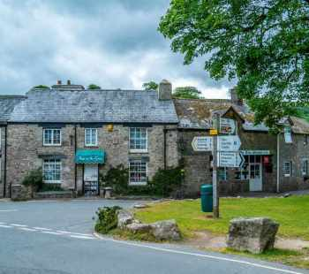 Dartmoor Old Inn Widdecombe